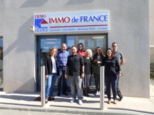 Gestion du stress, des émotions et des conflits chez Immo de France